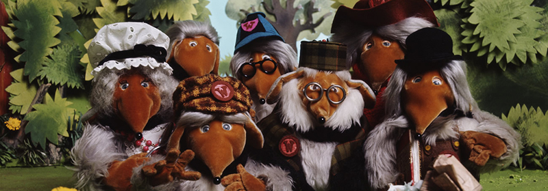 The Wombles of … Farringdon