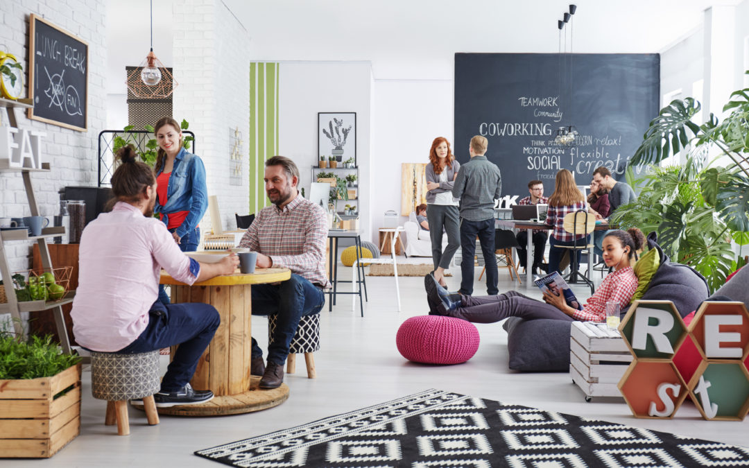 Co-Living : an important emerging UK trend