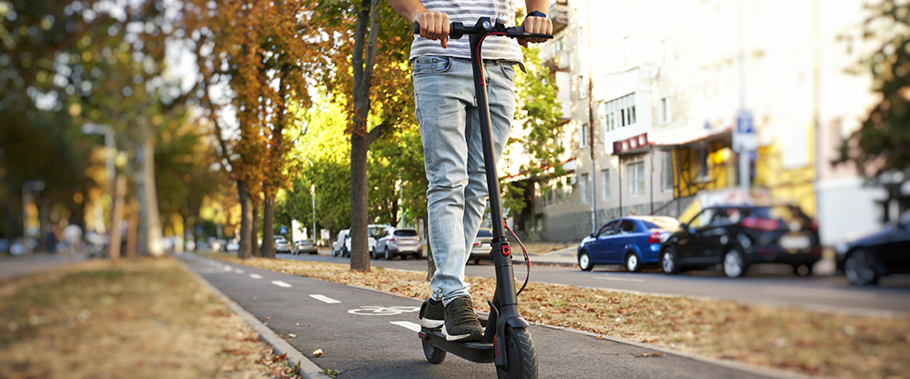 The Legalising of Rental E-Scooters