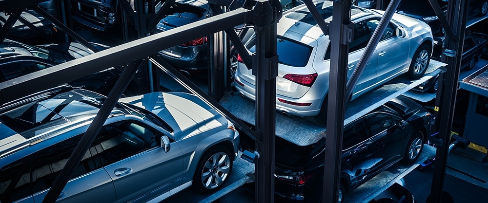 With space at a premium, how can we better minimise the parking footprint?